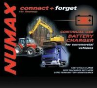 Numax 24v 12Ah HGV Plant Agri Battery Charger From £88.33 EX VAT Buy Online from The Battery Shop